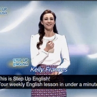 """Step up English!"" at CJ Net"